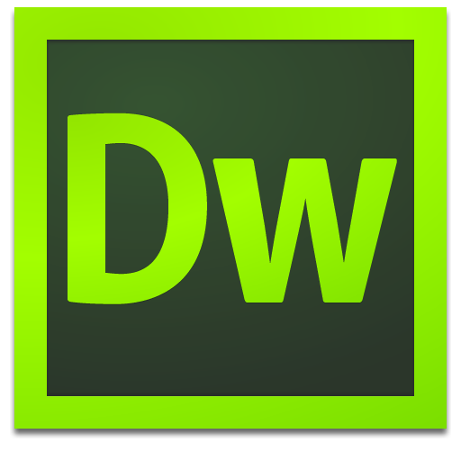 Adobe Dreamweaver logo2